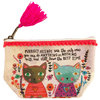 Natural Life Canvas Mini Tasche Purrfect Friends Cats