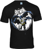 LOGOSH!RT Retro Herren T-Shirt BATMAN FULL MOON