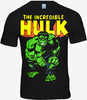 MARVEL Comic Herren T-Shirt - THE INCREDIBLE HULK