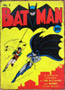 DC COMICS Retro Comic Cover Blechschild BATMAN & ROBIN