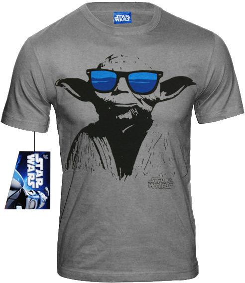 STAR WARS Herren T-Shirt OBI-WAN WITH SUNGLASSES bestellen
