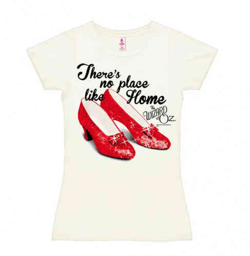 Wizard of Oz Frauen T-Shirt There is no Place like Home