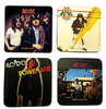 AC/DC Highway To Hell Untersetzer Coaster Set 4tlg