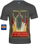 Justice League Superman Batman Herren T-Shirt Rising Heroes