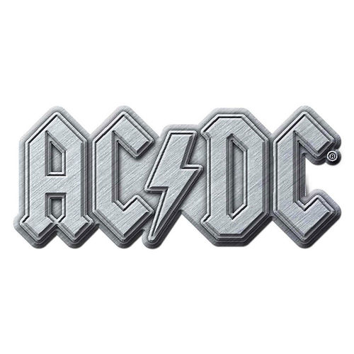 AC/DC Pin Badge Anstecker ACDC Logo