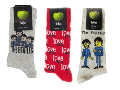 The Beatles Socken Unisex Motive Auswählbar