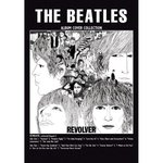 The Beatles Postkarte Karte Revolver