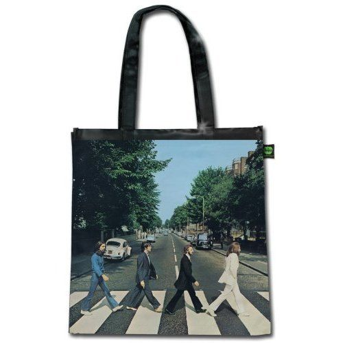 The Beatles Eco Bag Tasche Beutel Abbey Road