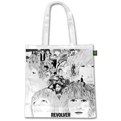 The Beatles Eco Bag Tasche Beutel Revolver