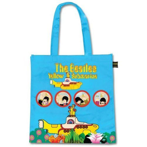 The Beatles Eco Bag Tasche Beutel Yellow Submarine