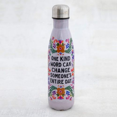Thermosflasche Traveler Bottle Trinkflasche One Kind World