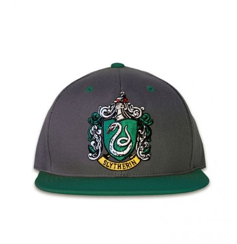 Harry Potter Kinder Snapback Cap Basecap Slytherin