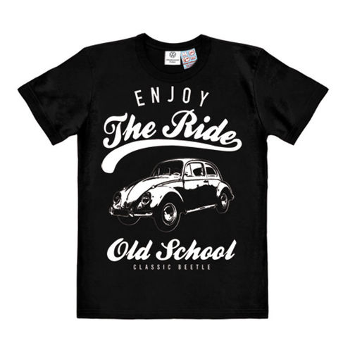 VW Beetle Herren T-Shirt Enjoy The Ride