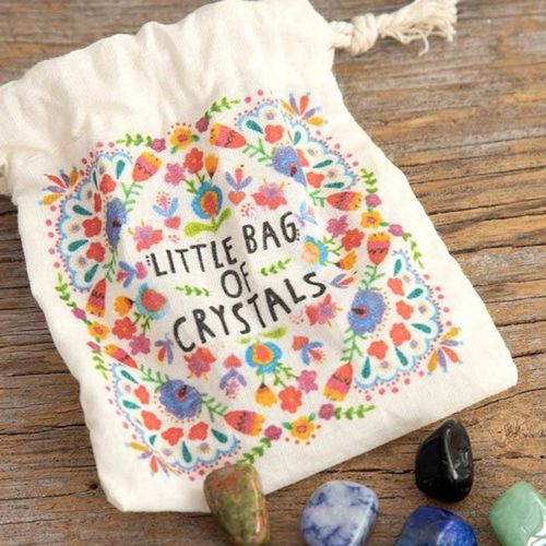 Natural Life Glücksbringer Little Bag of Crystals