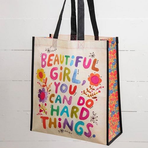 Natural Life Recycled Tasche Beautiful Girl XL