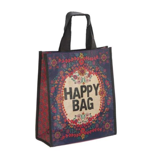 Natural Life Recycled Tasche Happy Bag L