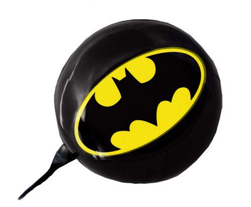 DC Comics Fahrradklingel Bicycle Bell Batman Logo