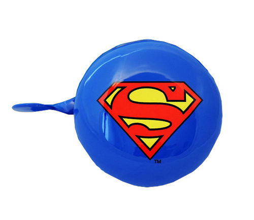 DC Comics Fahrradklingel Bicycle Bell Superman Logo