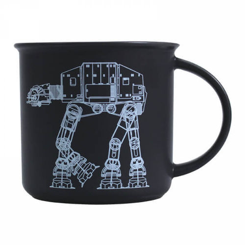 Star Wars Keramik Tasse AT-AT Walker